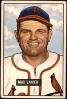 Max Lanier [VG+]
