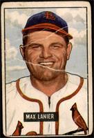 Max Lanier [POOR]