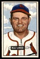 Max Lanier [EX]