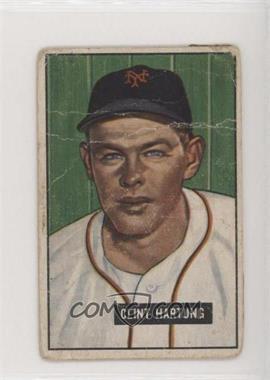 1951 Bowman - [Base] #234 - Clint Hartung [PoortoFair]
