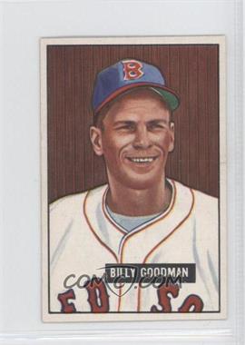 1951 Bowman - [Base] #237 - Billy Goodman