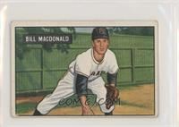 Bill MacDonald [Good to VG‑EX]