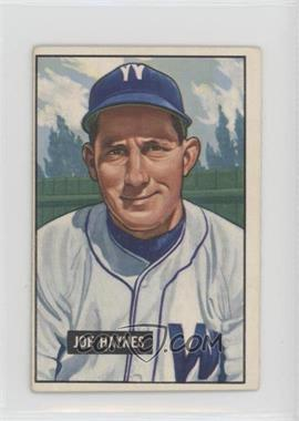 1951 Bowman - [Base] #240 - Joe Haynes [GoodtoVG‑EX]