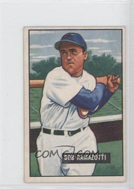 1951 Bowman - [Base] #247 - Bob Ramazotti