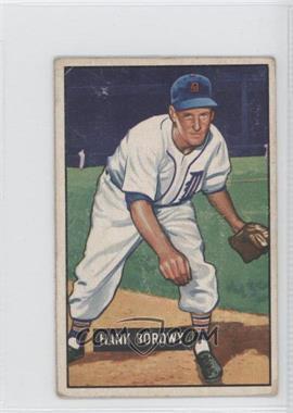 1951 Bowman - [Base] #250 - Hank Borowy [GoodtoVG‑EX]
