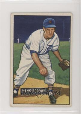 1951 Bowman - [Base] #250 - Hank Borowy [Good to VG‑EX]