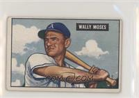 Wally Moses [Good to VG‑EX]