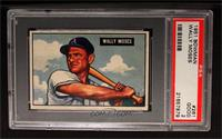 Wally Moses [PSA 2 GOOD]