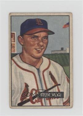 1951 Bowman - [Base] #265 - Steve Bilko [GoodtoVG‑EX]