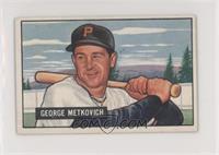 George Metkovich