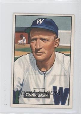 1951 Bowman - [Base] #276 - Frank Quinn
