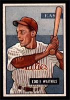 Eddie Waitkus [EX]