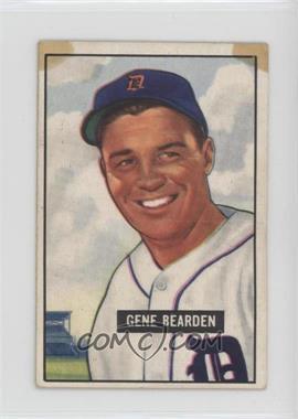 1951 Bowman - [Base] #284 - Gene Bearden [Poor]