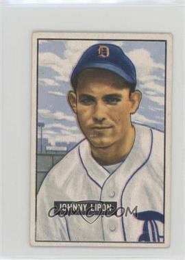 1951 Bowman - [Base] #285 - Johnny Lipon