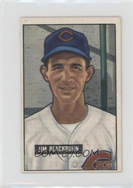 1951 Bowman - [Base] #287 - Jim Blackburn [Good to VG‑EX]
