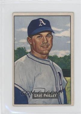 1951 Bowman - [Base] #297 - Dave Philley [Good to VG‑EX]