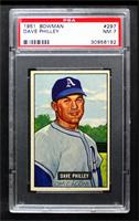 Dave Philley [PSA7NM]