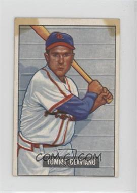 1951 Bowman - [Base] #301 - Tommy Glaviano [Poor]
