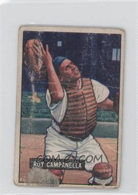 1951 Bowman - [Base] #31 - Roy Campanella [Poor]