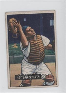 1951 Bowman - [Base] #31 - Roy Campanella [GoodtoVG‑EX]