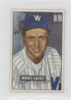 Mickey Harris [Good to VG‑EX]