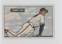 Johnny Sain