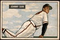 Johnny Sain [VG]