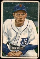 Red Rolfe [POOR]