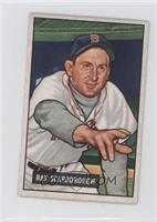 Ray Scarborough