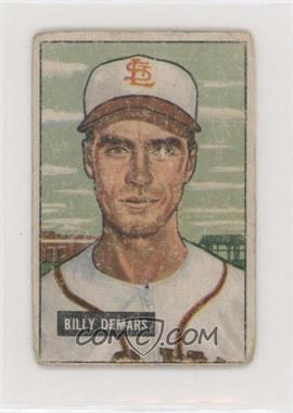 1951 Bowman - [Base] #43 - Billy DeMars [PoortoFair]