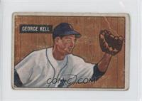 George Kell (States 1941 on Back) [Poor]