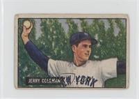 Jerry Coleman [GoodtoVG‑EX]
