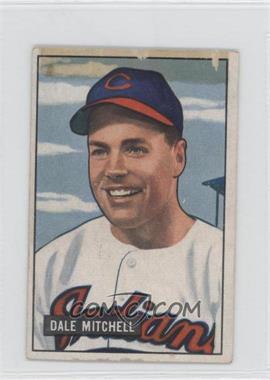 1951 Bowman - [Base] #5 - Dale Mitchell [PoortoFair]