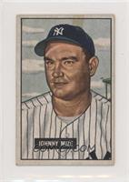 Johnny Mize [Good to VG‑EX]