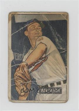 1951 Bowman - [Base] #53 - Bob Lemon [Poor]