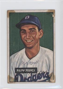 1951 Bowman - [Base] #56 - Ralph Branca [Poor]