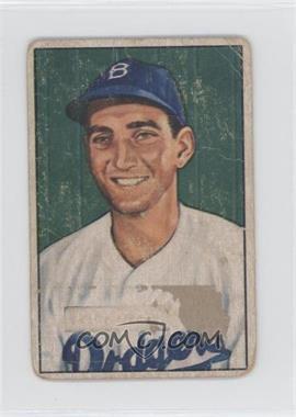 1951 Bowman - [Base] #56 - Ralph Branca [Poor]