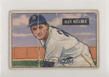 1951 Bowman - [Base] #57 - Alex Kellner [PoortoFair]