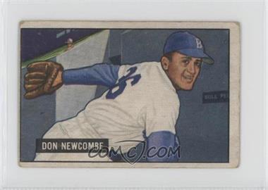 1951 Bowman - [Base] #6 - Don Newcombe [GoodtoVG‑EX]