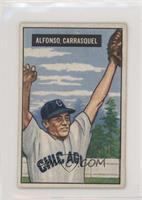 Alfonso 'Chico' Carrasquel [Poor to Fair]