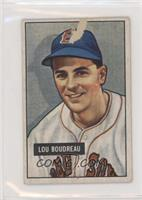 Lou Boudreau [Poor to Fair]