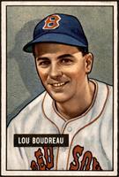 Lou Boudreau [EX+]