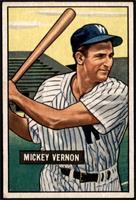 Mickey Vernon [VG+]