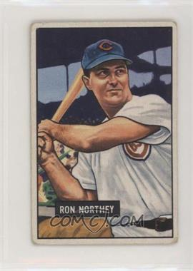 1951 Bowman - [Base] #70 - Ron Northey [GoodtoVG‑EX]