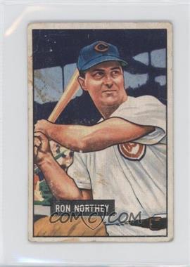 1951 Bowman - [Base] #70 - Ron Northey [PoortoFair]