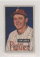 Stan Lopata [Poor to Fair]