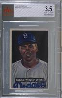 Pee Wee Reese [BVG 3.5 VERY GOOD+]
