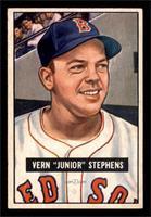 Vern 'Junior' Stephens [EX]