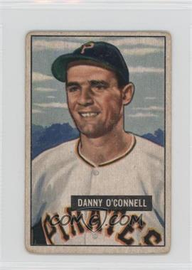 1951 Bowman - [Base] #93 - Danny O'Connell [Good to VG‑EX]