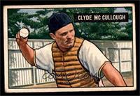 Clyde McCullough [VG]